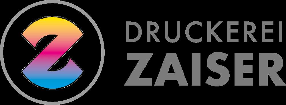 Druckerei Zaiser Logo